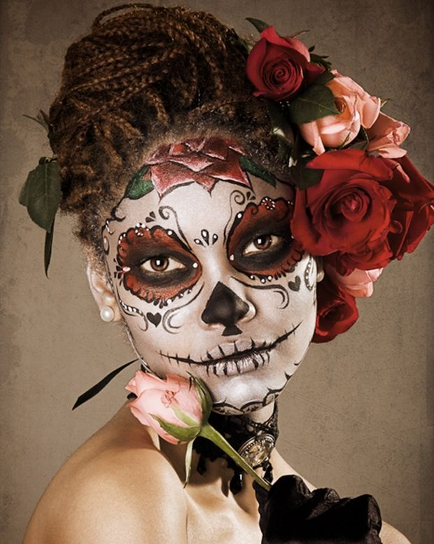 Inspiração: Caveira mexicana. | Overdose V.I.P