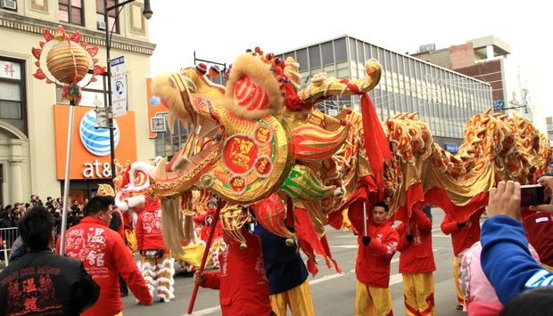 Flushing Queens Chinese New Year