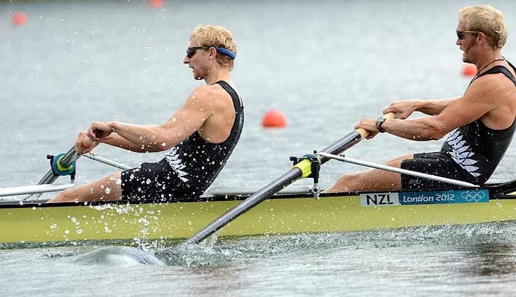 World Rowing • Galleries | 2012 Olympic Rowing Regatta #M2-
