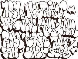 Resultado de imagen para letras de graffiti bombas