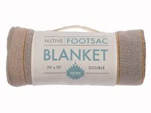 Footsac Blanket: Poncho Weave, Native wear,Clothing,Jackets,sweaters.