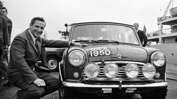 GRX 195 D with Timo Makinen-1967.