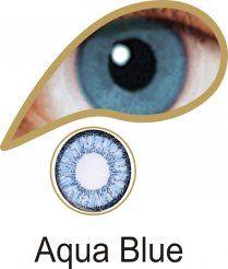 MesmerEyez Illusionz 1 Month Aqua Blue Contact Lenses | Coloured Contact Lenses | Chemist.net online pharmacy