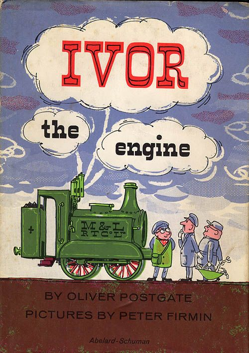 Oliver Postgate and Peter Firmin.Brilliant.