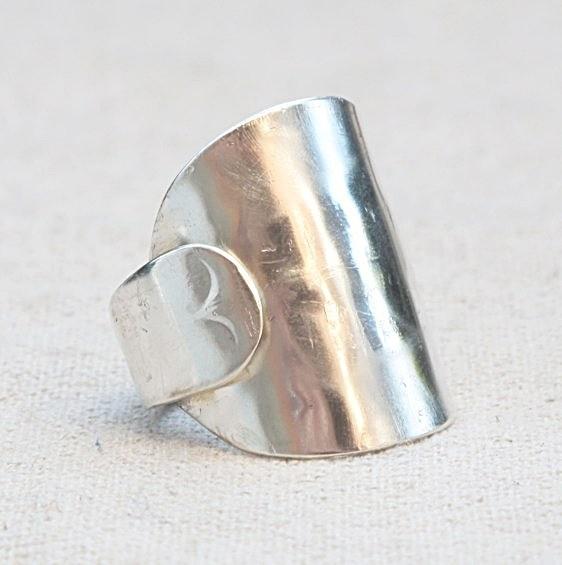 Old school <3...spoon ring