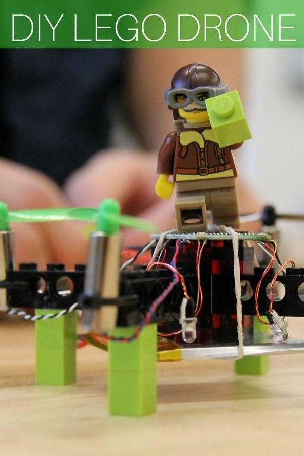 13 best stem steam projects images on pinterest fun diy build mini lego drone kit electronic kitsdo it yourself solutioingenieria Gallery
