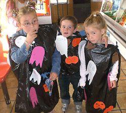 Griezeljurken maken - Halloween - knutselen