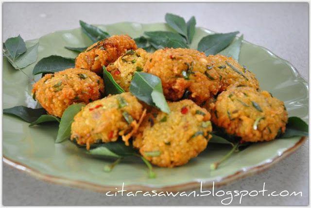Recipes today - Vadai