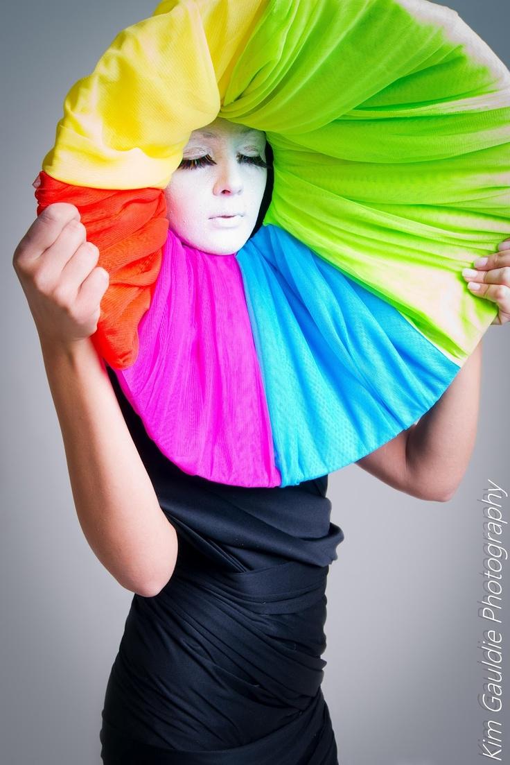 Eva Tadevosyan, my model for an Avante Garde shoot.