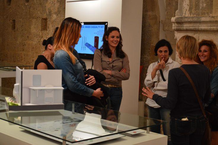 Castello Svevo Bari. IX #LuckyStrike Talented #Designer #Award. http://bit.ly/1nDvDJC