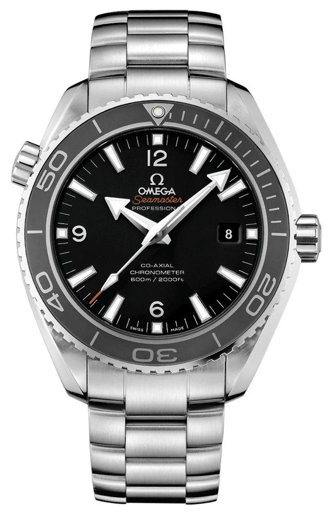 Omega OMEGA PLANET OCEAN 600M - 23230462101001 : Boutique dos Relógios