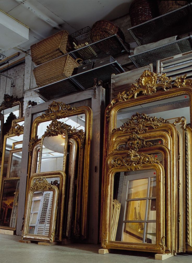 Mirror, mirror on the wall which of these mirrors is the prettiest of them all?