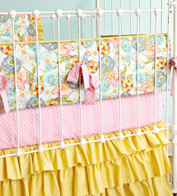 Beautiful Baby Rooms: 1000+ Ideas About Girl Bedding On Pinterest