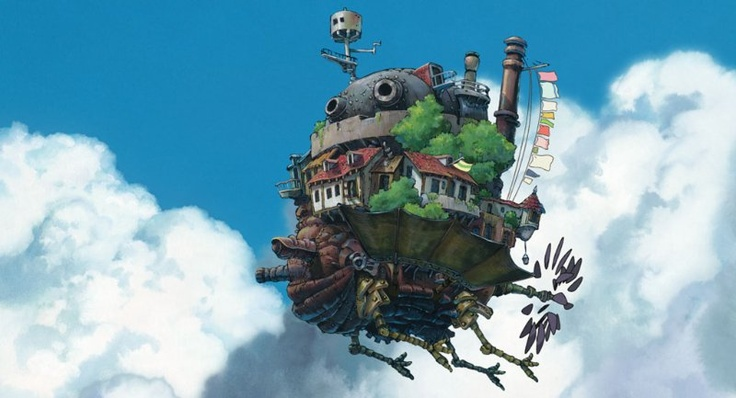 Howl's Moving Castle (2004).