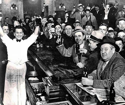 The night they ended Prohibition, 1933