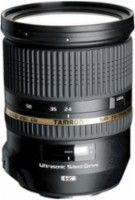 Tamron - SP 24-70mm f/2.8 Di VC USD Standard Zoom Lens for Nikon - Black - Front Zoom