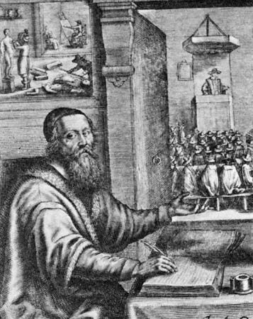 Czech educational reformer and religious leader, remembered mainly for his innovations in methods of teaching, especially languages. He favoured the learning of Latin to facilitate...