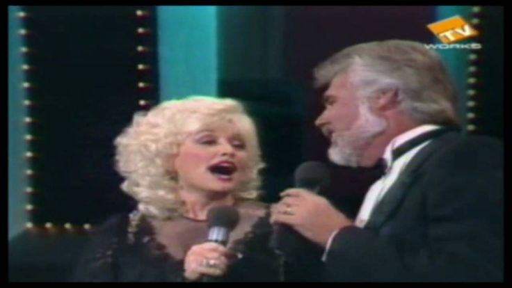 KENNY ROGERS &  DOLLY PARTON -  ISLANDS IN THE STREAM - HQ Audio  Boiko, mili, hubav  moi, dai  pipi  da  gu6ne za tanc za ve4erta mili