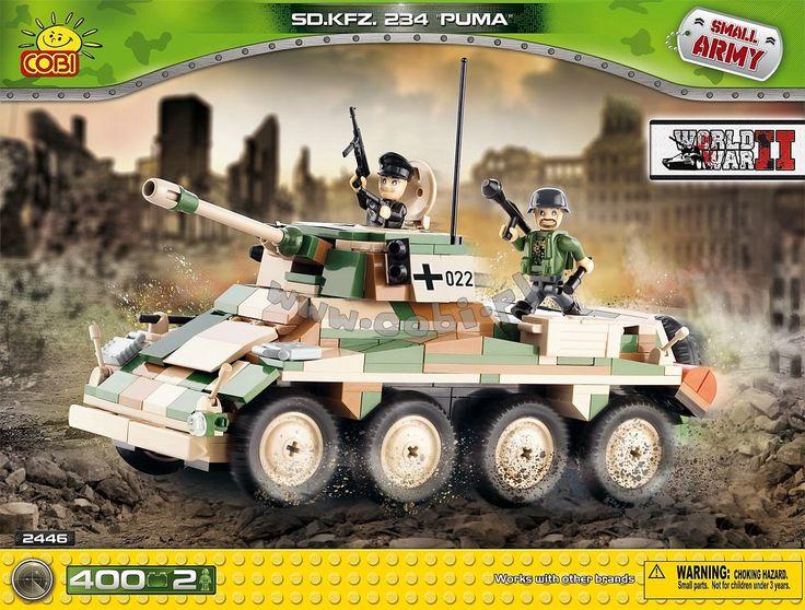Sd.Kfz. 234/2 Puma | 2446