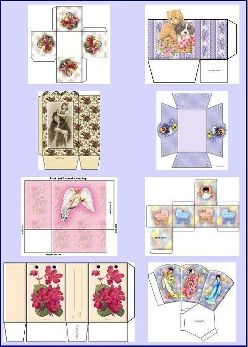 Curso de cajas y empaques de regalo mo os decorativos bolsas cajas y mo os pinterest a z - Regalos de muebles gratis ...