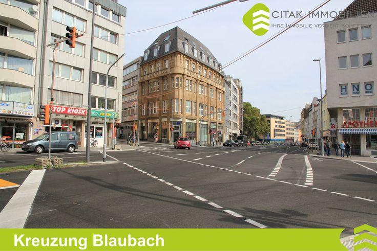 Köln-Altstadt-Süd-Kreuzung Blaubach