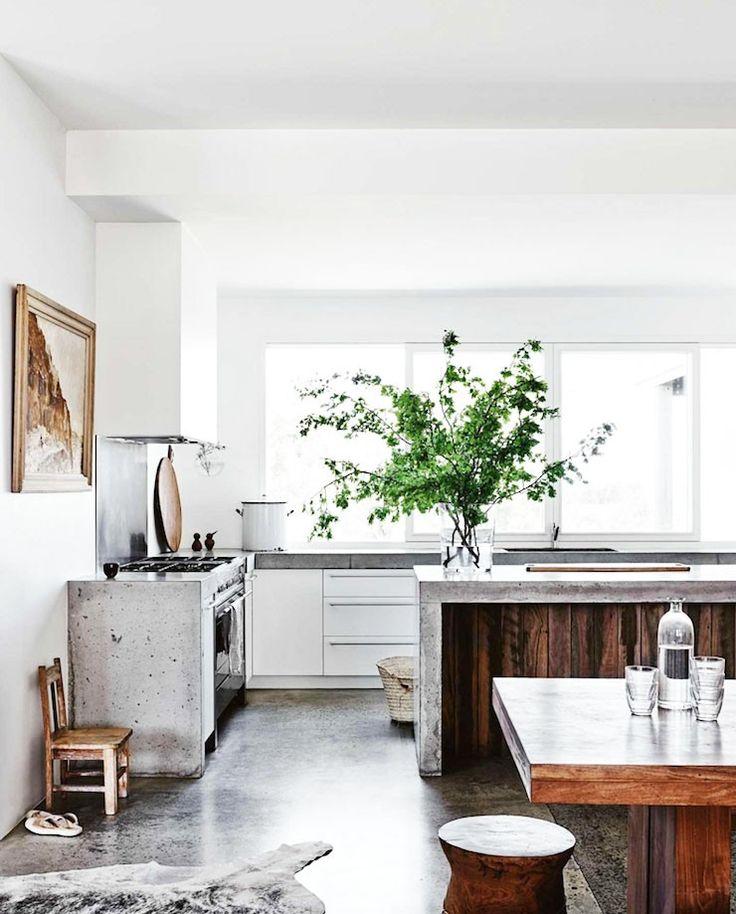 Rustic Open Plan Kitchen: 25+ Best Ideas About Open Plan On Pinterest