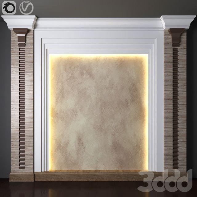 Decorative set_05 | Идеи для украшения, Интерьер, Предметы ...