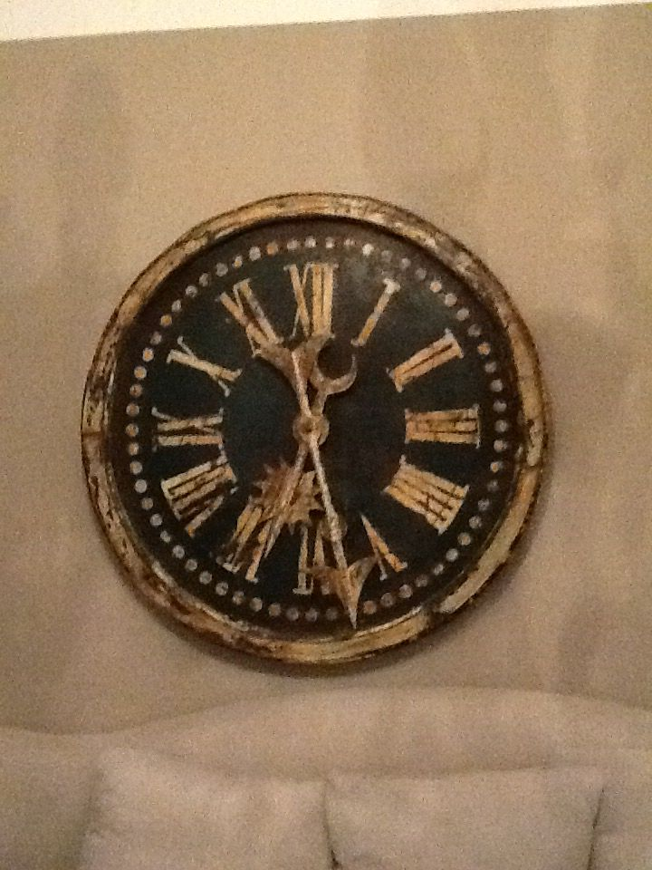 Horloge a l ancienne