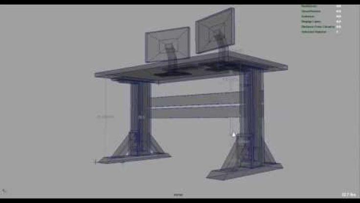 Build Your Own Electric Standing Desk