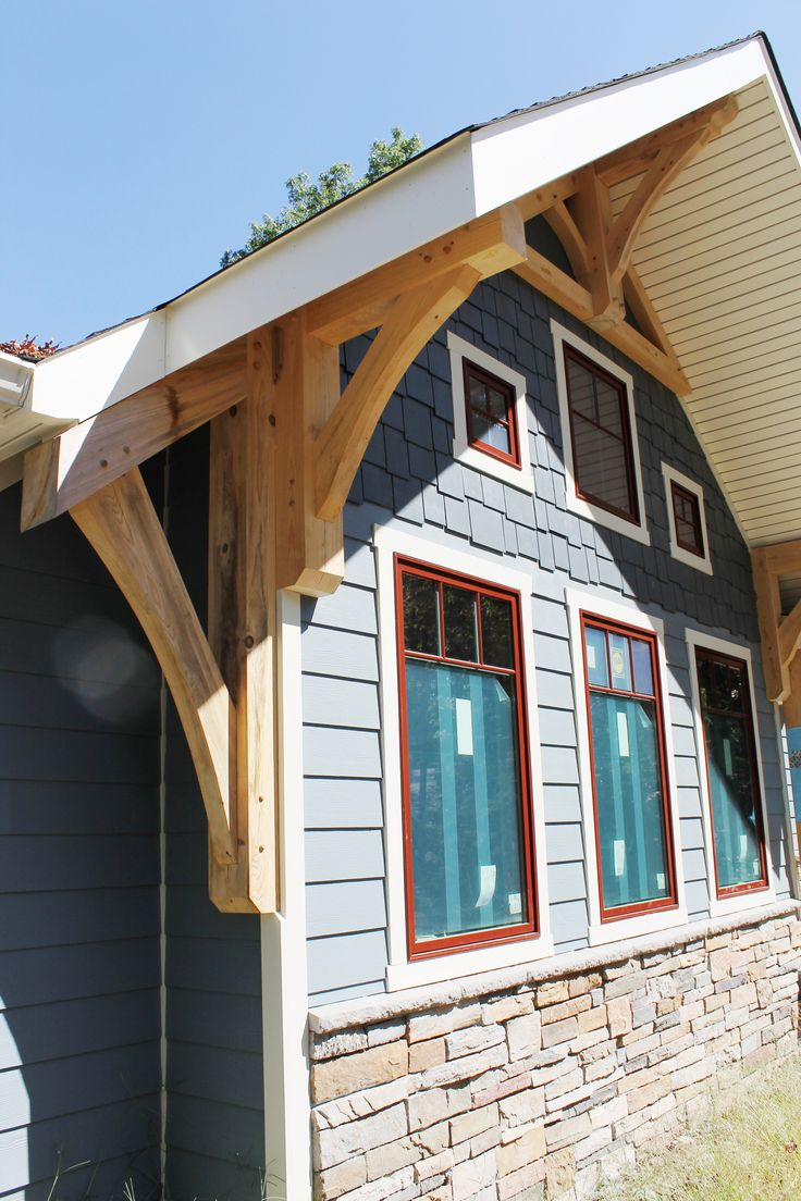 17 Best Images About Timber Frame Homes Exteriors