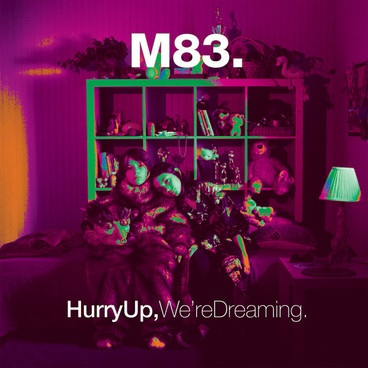 M83 / Hurry Up, We're Dreaming (Incl. Steve McQueen)