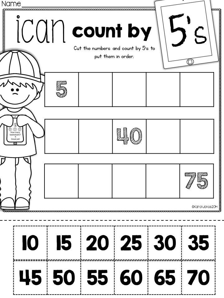 the ultimate printable math pack kindergarten math count skip counting and maths fun. Black Bedroom Furniture Sets. Home Design Ideas