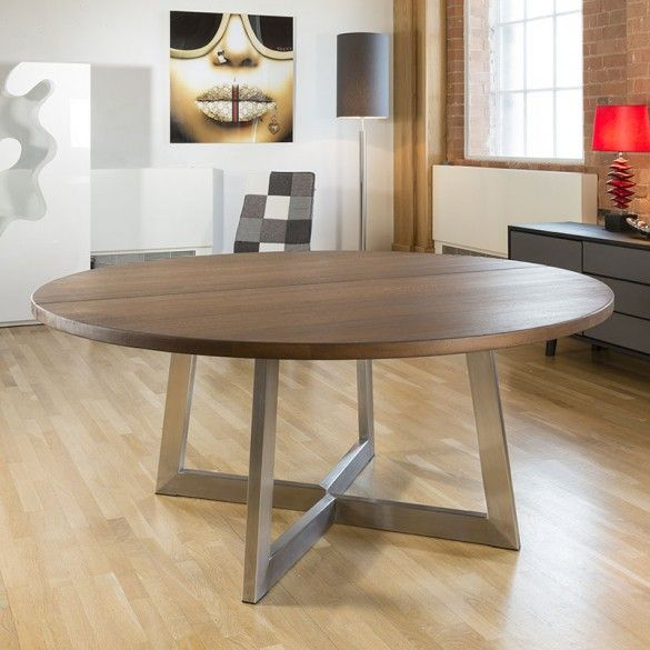 Massive 180 280cm Extending Luxury Round Oval Dining Table Oak Brown 12 Person Dining Tables Round Wood Dining Table Round Dining Table Oak Dining Table