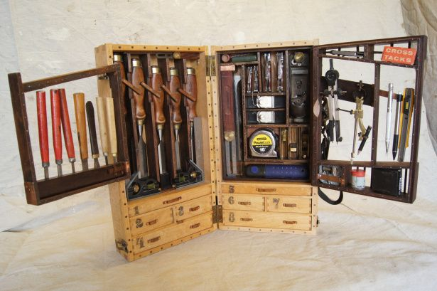 Wooden Toolbox A New Design Tool Storage Easy