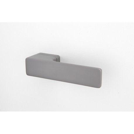 Klamka Minimal M&T - kolor TiN-C tytan chrom mat - titanium chrome matt