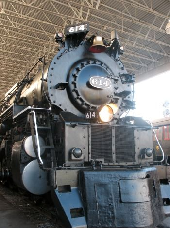 Virginia Museum of transportation, Roanoke, VA