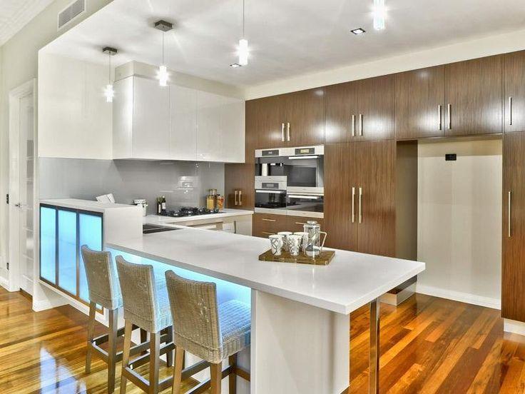 91 best images about u shaped kitchens on pinterest for Modern u shaped kitchen designs