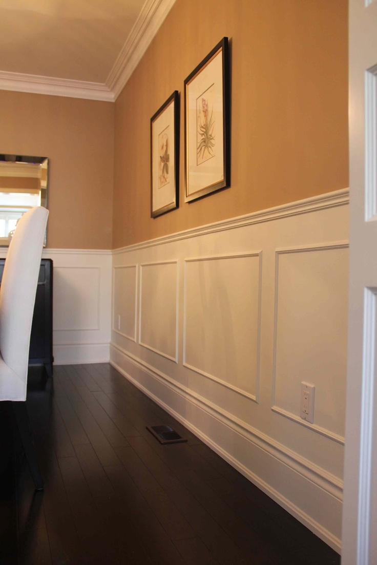 Wainscot solutions inc custom assembled wainscoting - Fake Wainscoting