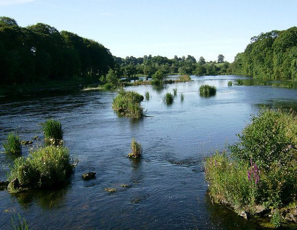 Interesting Facts About Ireland: Shannon River