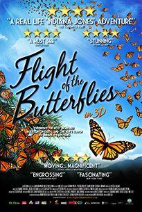 Flight of the Butterflies 3D