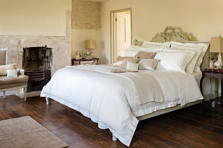 Chantilly Cream Luxury bed linen and bedding set by Christy (Est. 1850)
