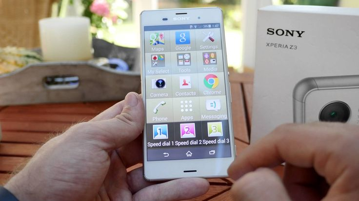 Sony Xperia Z3 - Tips and Tricks [4k]