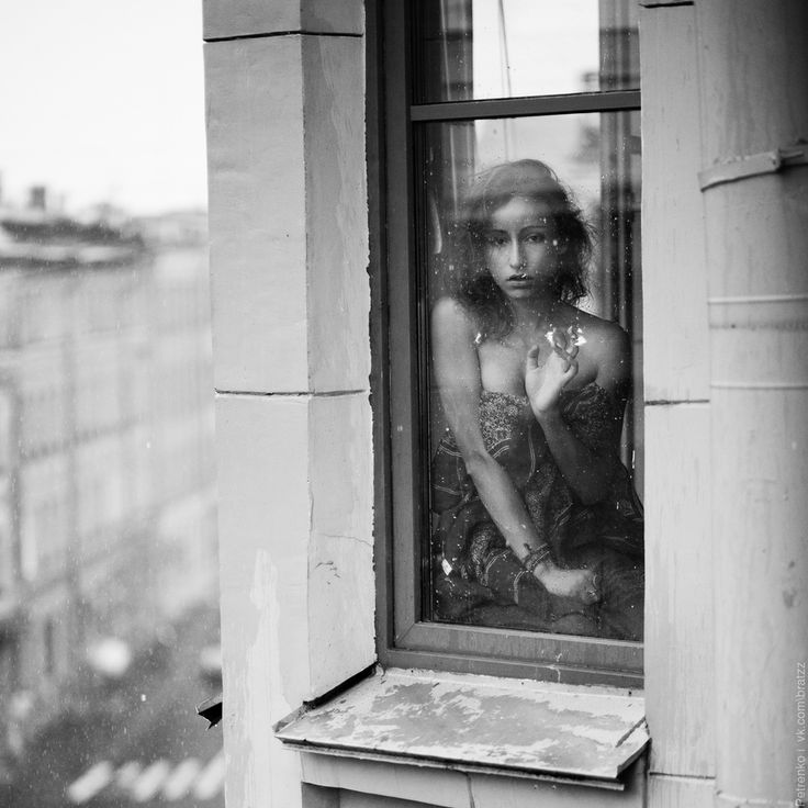 Ann by Ilya Petrenko, via 500px