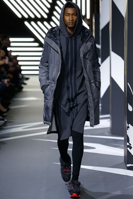 Y-3 | Fall 2014 Menswear Collection | Style.com