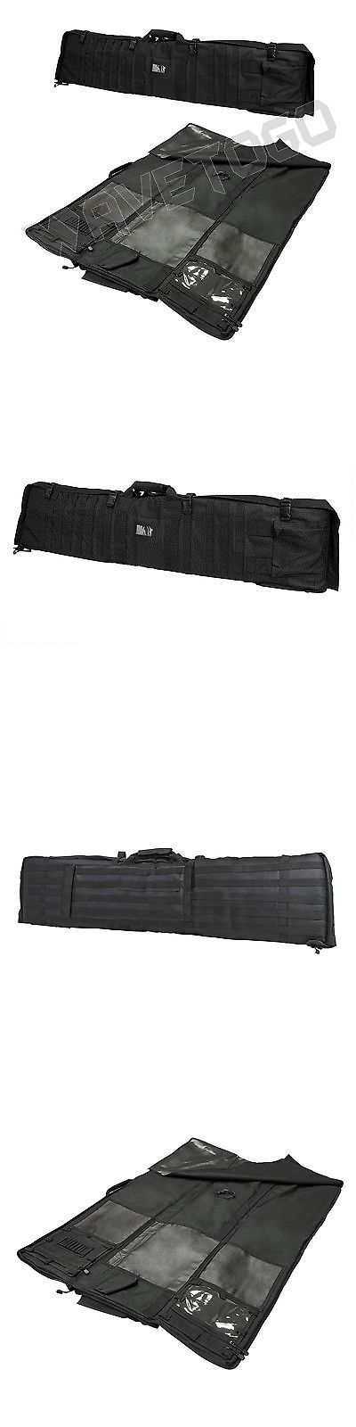 Range Gear 177905: Vism Ncstar Tactical Rifle Case Range Molle Pvc Hunting Shooting Mat Combo Black -> BUY IT NOW ONLY: $43.95 on eBay!