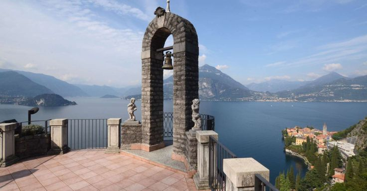 Hotel Eremo Gaudio - Hotel i Varenna i Lombardiet - Italien