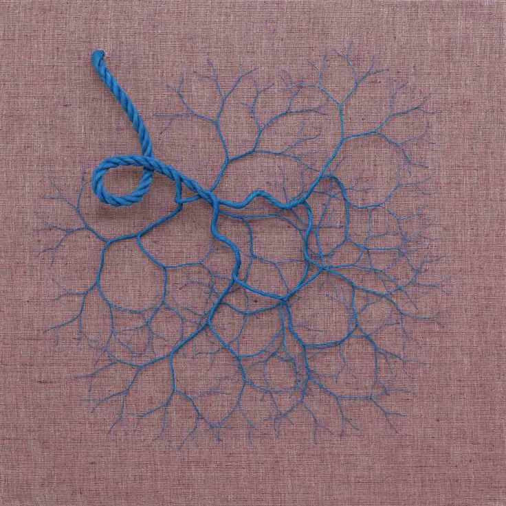 'CICLOTRAMA' Rope Art by Janaina Mello Landini   Trendland
