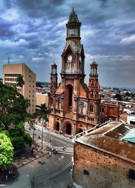 Plaza Bolívar, Palmira-Valle