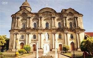 Basilica de San Martin De Tours TAAL, BATANGAS <3