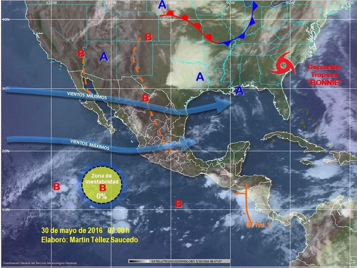 Prevé SMN precipitaciones aisladas en Chihuahua | El Puntero